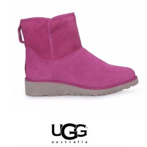 UGG Kristin Short Wedge Boots